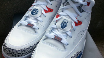 Jordan Son of Mars – True Blue