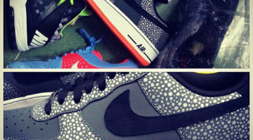 Nike Air Force 1 SAFARI primeras imagenes
