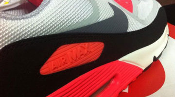 Nike Air Max 90 Premium Tape Infrared Preview