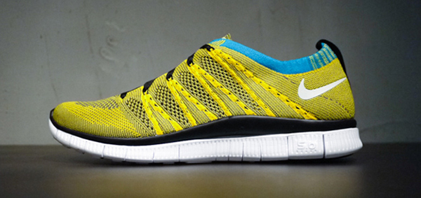 Nike-Free-Flyknit-lateral-amarilla