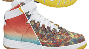 Nike Lunar Force 1 High DYED CANVAS Pack