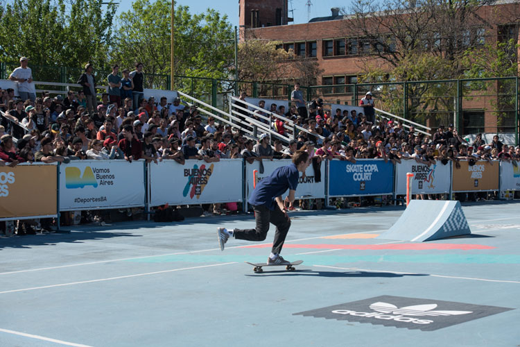 adidas Skate Copa Court Buenos Aires 2017