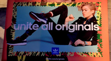 Evento Adidas Unite All Originals en Tienda Fitzrovia