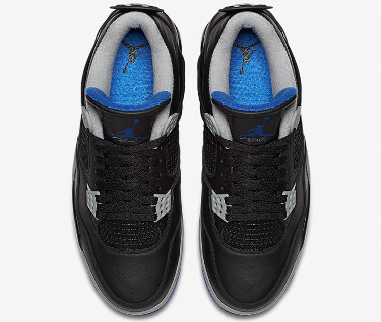 "Air Jordan IV ""Motorsport Away"" en Argentina"