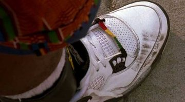 Do the Right Thing, y la escena más Sneakerhead de la historia