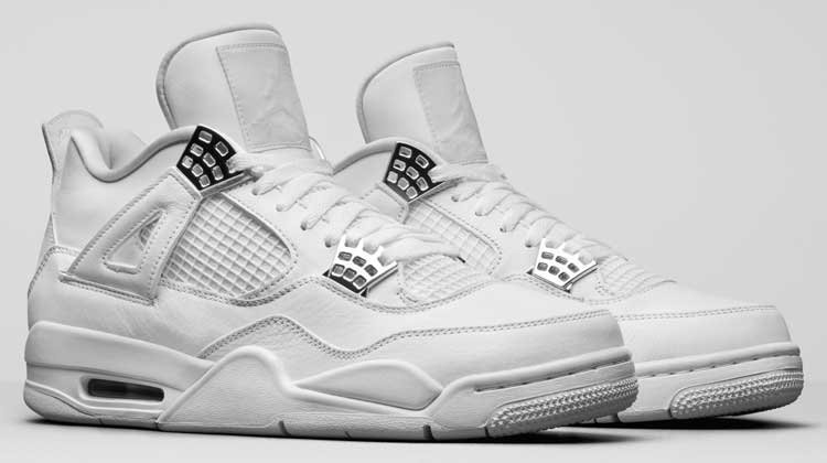 "Air Jordan IV ""Pure Money"" en Argentina"