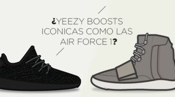Kanye West Quiere que las Yeezy Boost sean iconicas como las Air Force 1