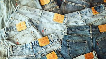 Guia de jeans levis - fit guide