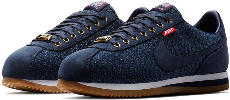 "Nike Cortez x Mister Cartoon ""Blue"""