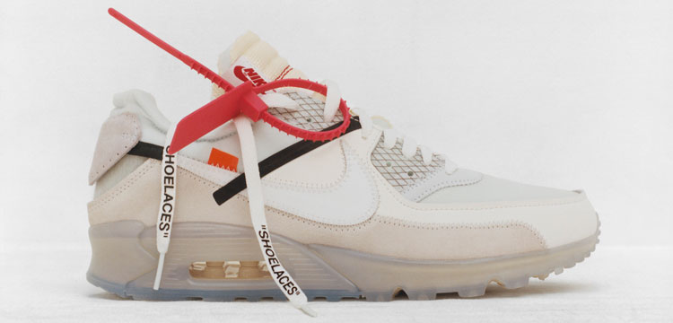 Nike Air Max 90 - Virgil Abloh - The Ten