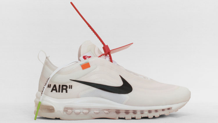 Nike Air Max 97 - Virgil Abloh - The Ten