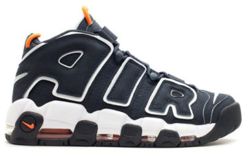 "Nike Air More Uptempo ""Dark Obsidian"""