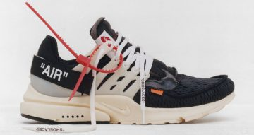 Nike Air Presto - Virgil Abloh - The Ten