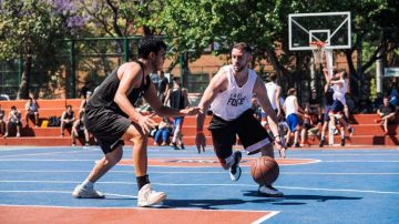 Nike Battle Force - Básquet 3x3 - Argentina