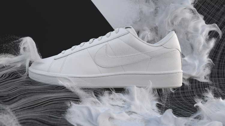 Nike Flyleather Tennis Classic