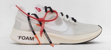 Nike Zoom Vaporfly - Virgil Abloh - The Ten