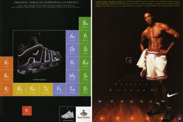 Publicidad Nike x Footlocker - Nike Air More Uptempo