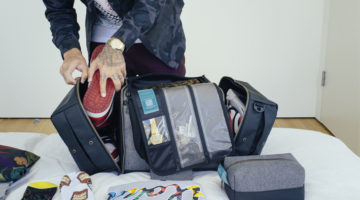 Viajar ¿Es SneakerHead Friendly?
