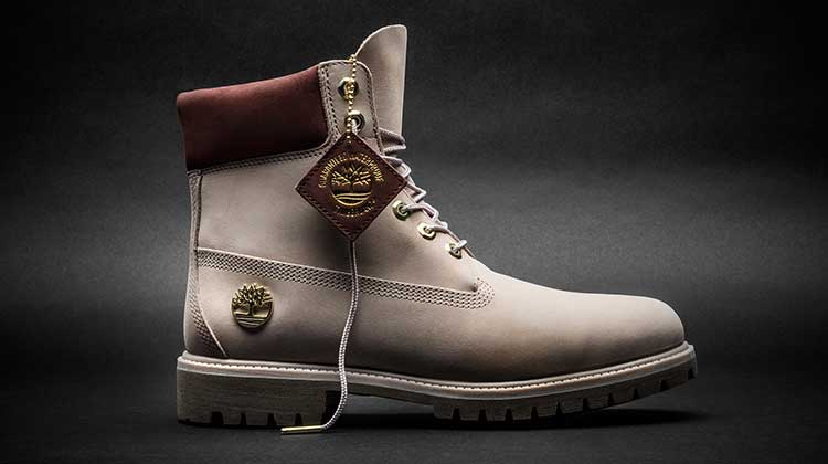Timberland Volume X, a 6-Inch Premium boot.