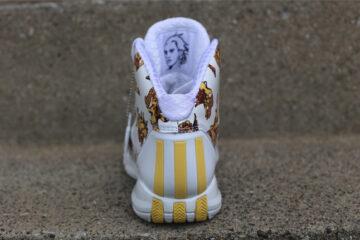 Zapatillas Adidas Rose 3.5 x Jeremy Scott