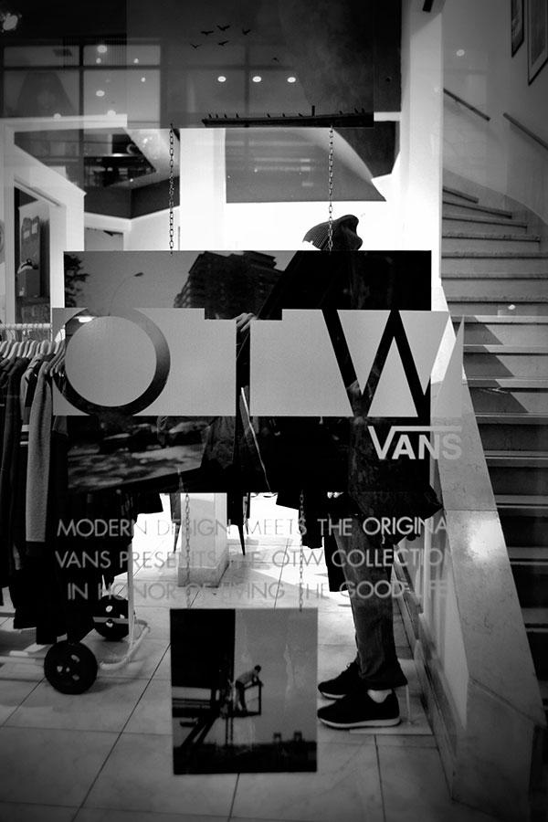 Vans presenta la colección OTW en Argentina