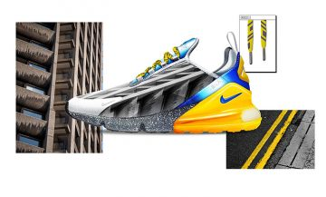 LONDRES - Darwin - Nike On Air