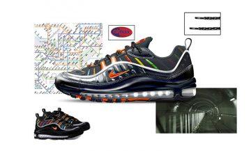 SEÚL - Metro - Nike On Air