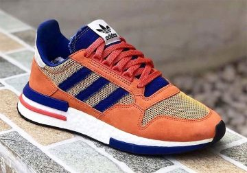 adidas Dragon Ball Z - Son Goku ZX500 rm1