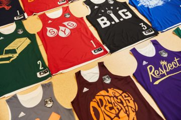 adidas loves New York - Biggie Smalls Jersey