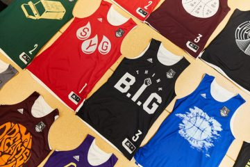 adidas loves New York - Biggie Smalls Jersey