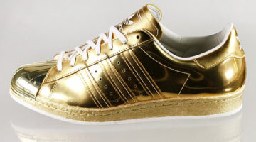 Adidas Superstar 'Gold'
