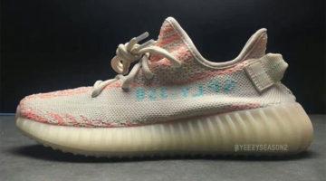 "Adidas Yeezy Boost 350 V2 ""Coral Chalk"""