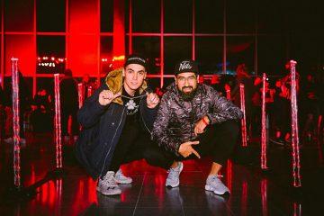 ALe! PLUZ y Pablo Carte en el #NoGravityFest