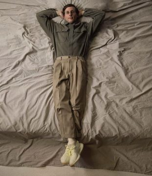 Brad Hall - Yeezy ad butter