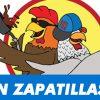 Chicken Bros en Zapatillas!