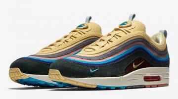 """Comunicado oficial de Nike sobre el sorteo de las Air Max 97/1 """"Sean Wotherspoon"""""""