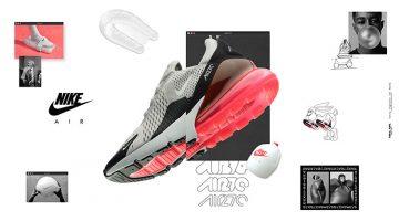 Curiosidades Nike Air Max 270