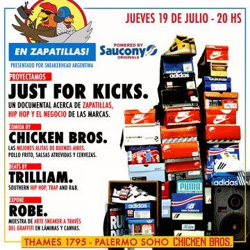 En Zapatillas! evento Sneakerhead - Saucony Originals