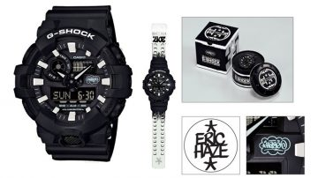 "G-Shock x Eric Haze ""35th Anniversary"""