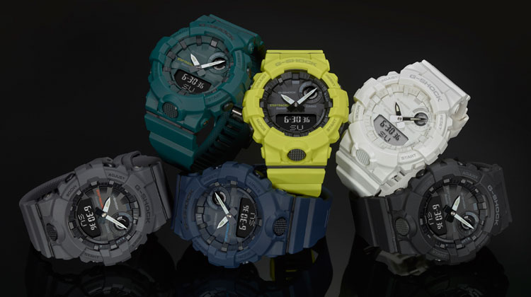G-Shock GBA-800 - Argentina