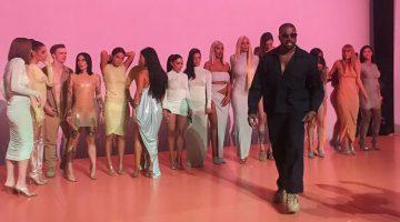 Kanye West PornHub Awards Show