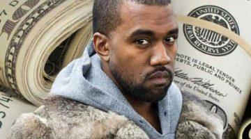 Kanye West y Yeezy cotizan más de un billón de dólares