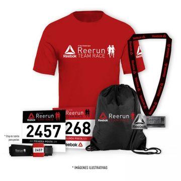 Kit de Corredor - Reebok ReeRun Team race 20K