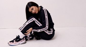 Kylie Jenner - adidas Originals - Falcon Dorf
