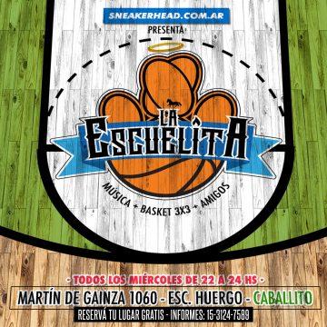 La Escuelita - Basket 3x3 en Caballito