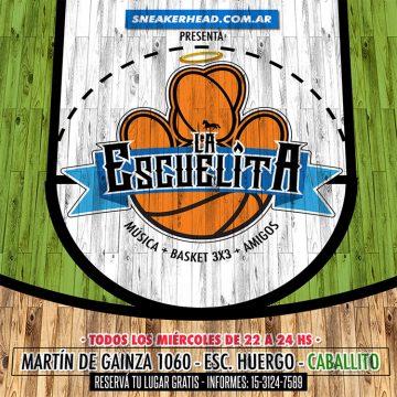La Escuelita - Basket 3x3 - Escuela Huergo