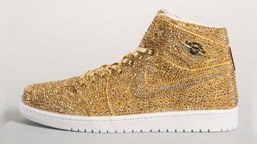 Las zapatillas Jordan más caras de la historia