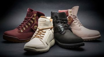 "Nas x Foot Locker x Timberland ""Legends Club Collection"""