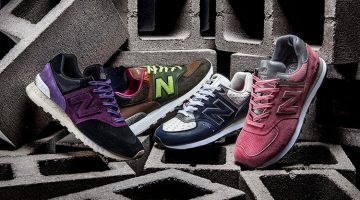 New Balance - Iconic Collaboration Pack