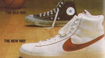 Nike Blazer vs Converse Chuck Taylor